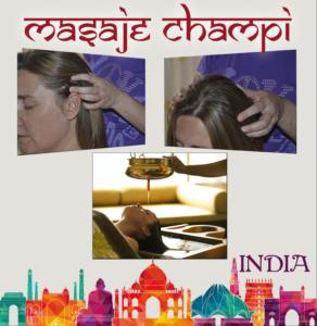 Curso completo masaje Champi